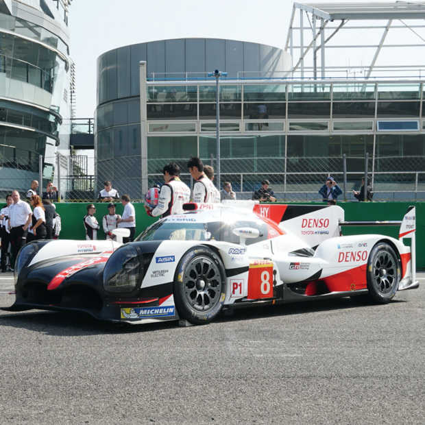 Toyota TS050 Hybrid gaat de 24 uur van Le Mans winnen