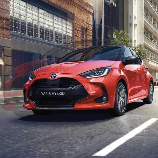 Toyota Yaris, succesnummer in Nederland, ook als Hybrid