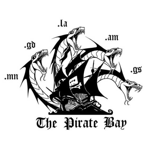 The Pirate Bay breidt uit naar .gs .la .am .vg .mn en .gd domeinen