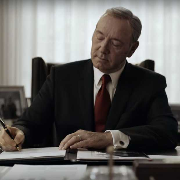 House of Cards seizoen 4 trailer teaser