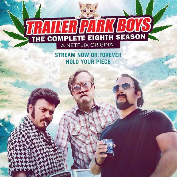 Nieuwe seizoen Trailer Park Boys vanaf vrijdag bij Netflix