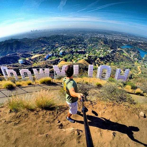 10 coole travel selfies