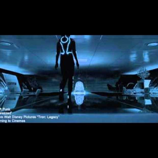 Weekend viral : TRON: Legacy - Derezzed video