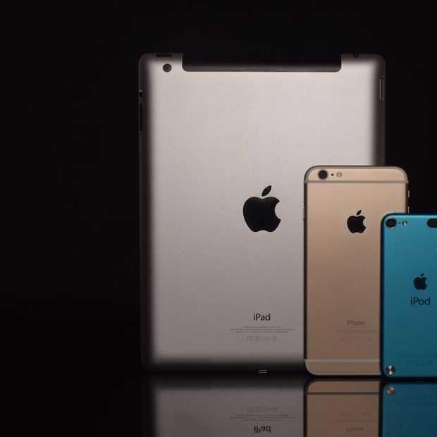 Trump liegt over opening van nieuwe 'Apple-fabriek'
