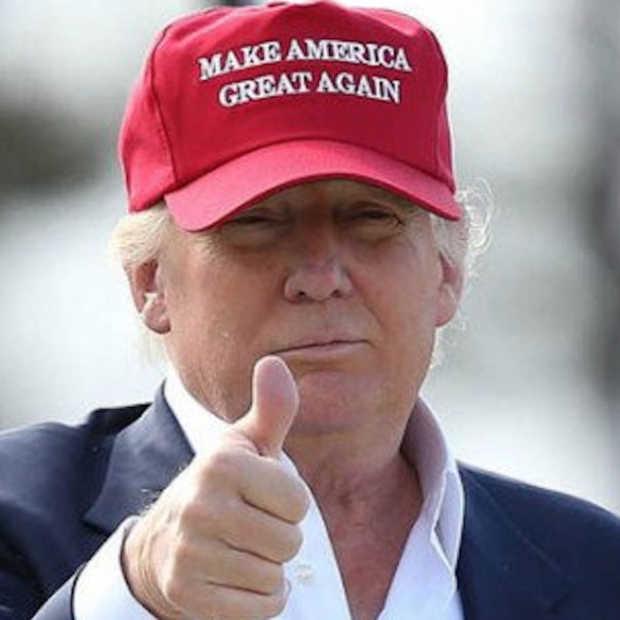 Trump gaat viraal met zijn mafste tweets tot nu toe