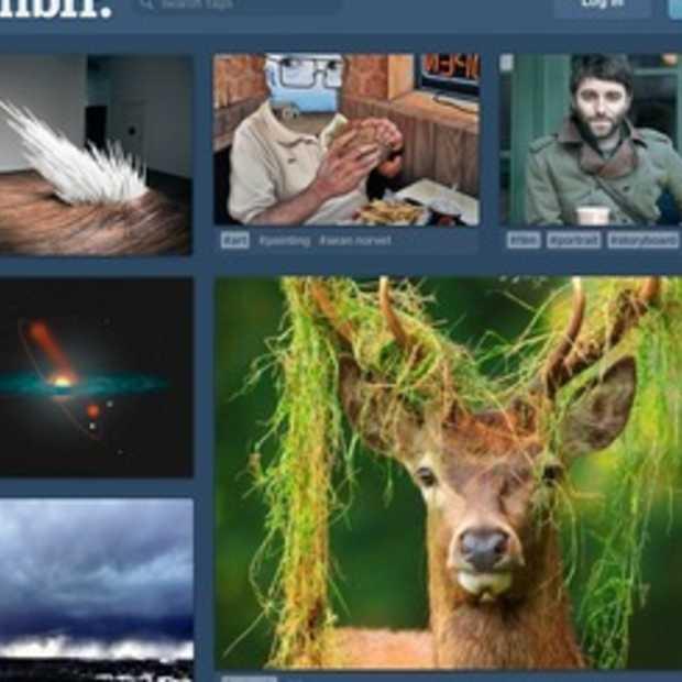 Tumblr wordt meer gebruikt door tieners dan Facebook