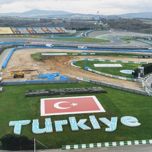 Daarom is Istanbul Park beste circuit van de wereld