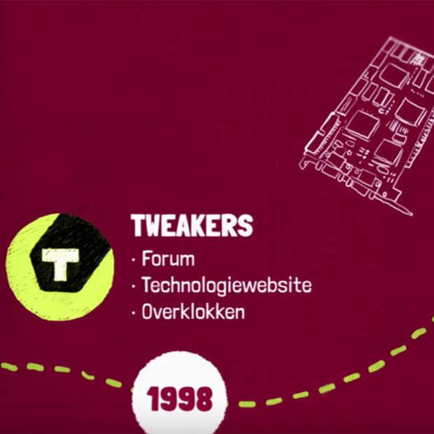 18 jaar technologie in Nederland