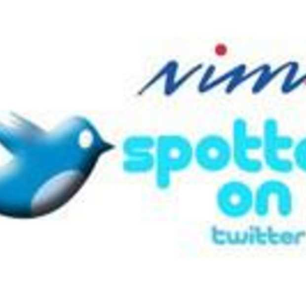 Twitter case met tips voor beginners - Eén jaar NIMAtweets