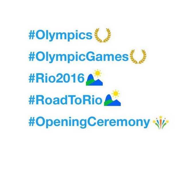 Twitter komt met 200 Olympische emoji's