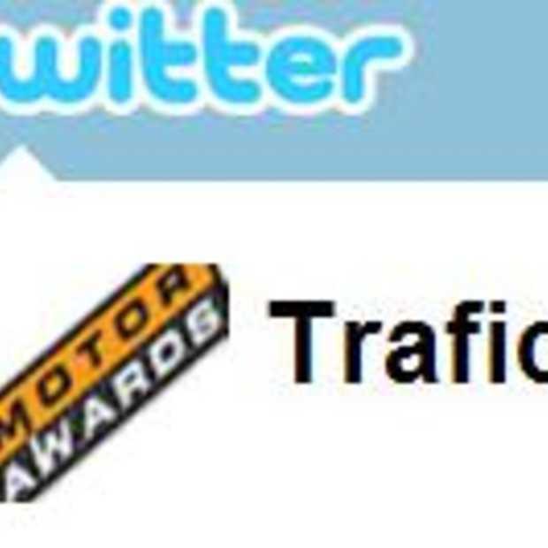 Twitter gebruikt om files te ontlopen