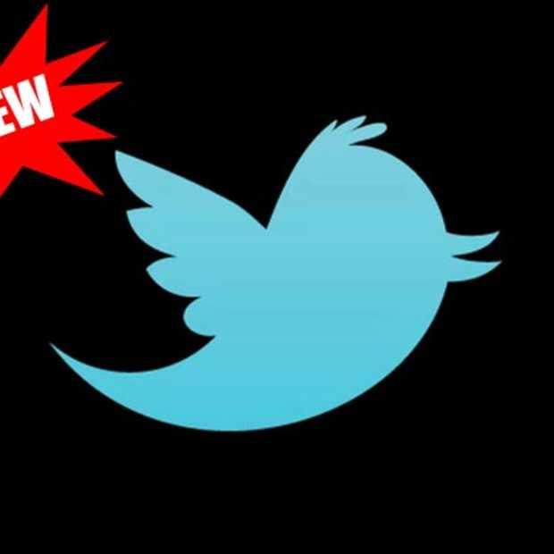 Twitter komt met een volledig nieuwe versie en lay-out : Let's Fly