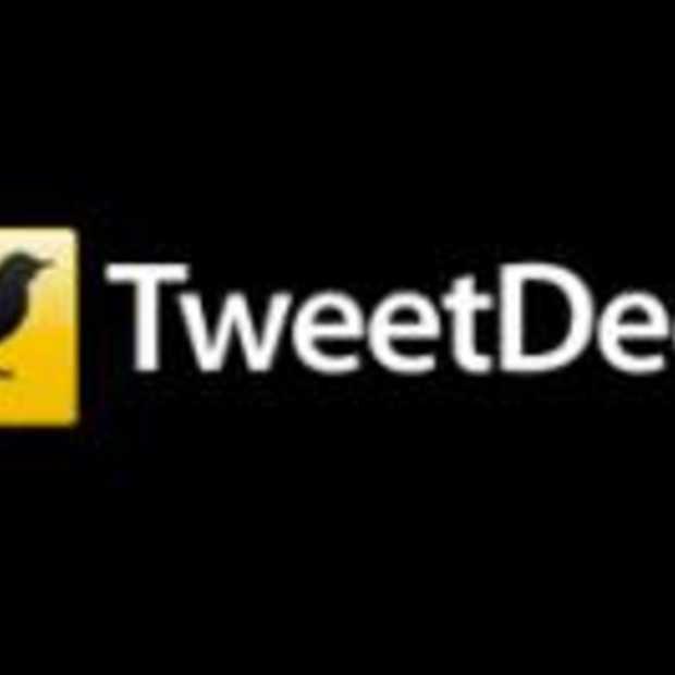 Twitter koopt Tweetdeck