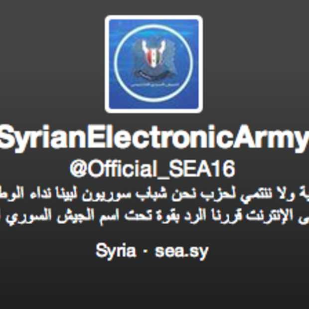 Twitter, New York Times gehackt door Syrische hackergroep SEA