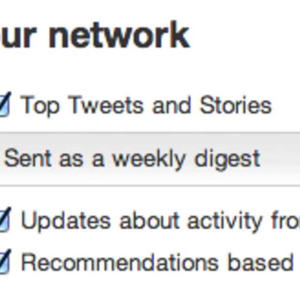 Twitter stuurt nu statistieken over jouw tweets per mail