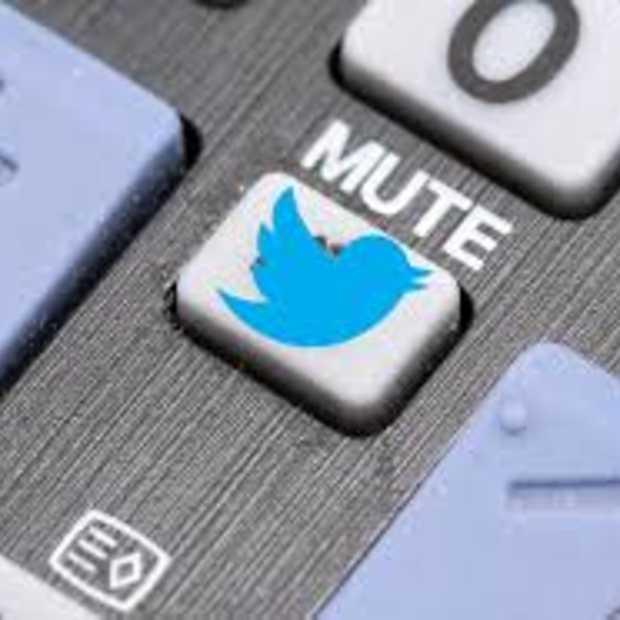 Twitter test nieuwe 'mute' functie