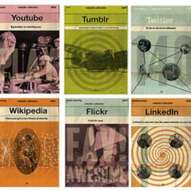 Twitter, YouTube en Flickr als retro webservices