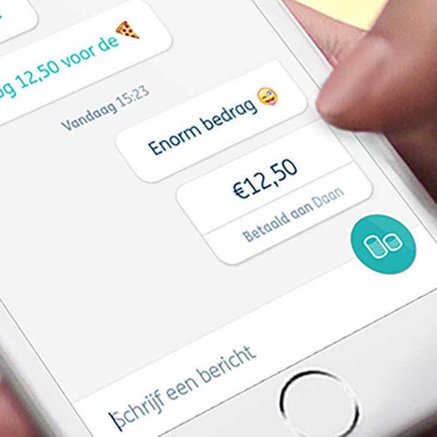 Twyp van ING; je vrienden terugbetalen via een app