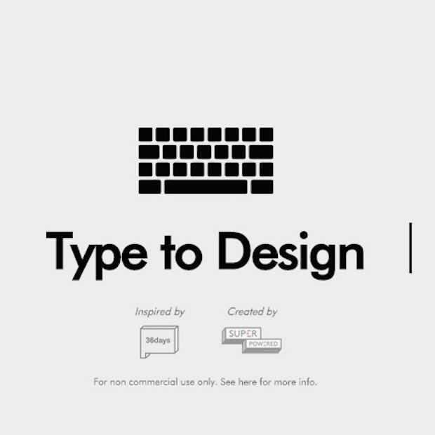 Originele typografie maken met Type to Design