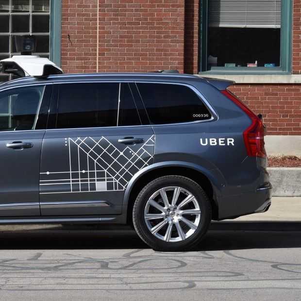Uber wil weer gaan testen met autonome auto's na dodelijk ongeluk