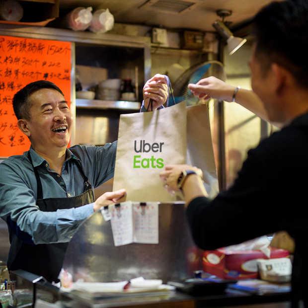 Indiase tak Uber Eats verkocht aan Zomato