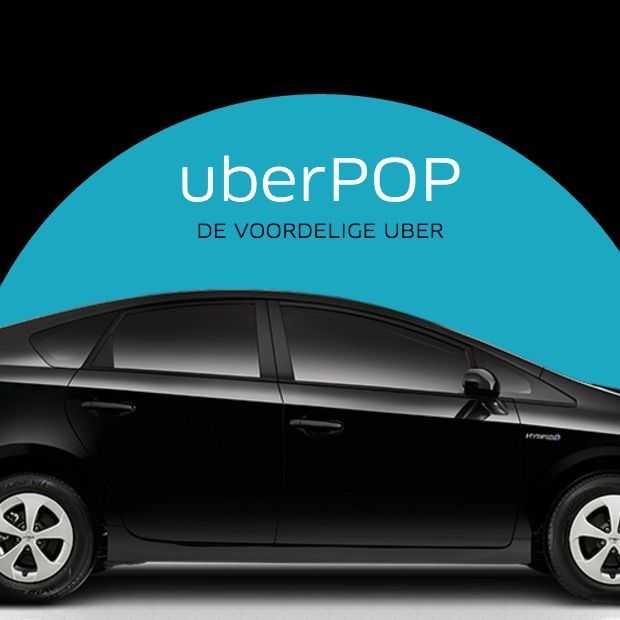 Doek valt voor UberPOP in Nederland