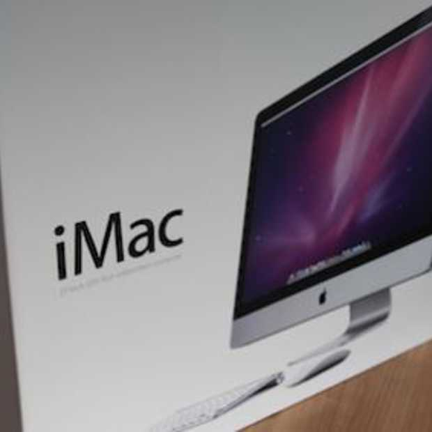 Uitpakken iMac 27 inch
