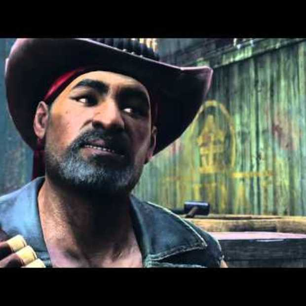 Uncharted 3 Launch Trailer