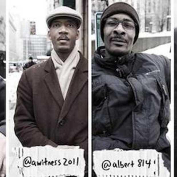 Underheard in New York : Twitter Experiment met daklozen