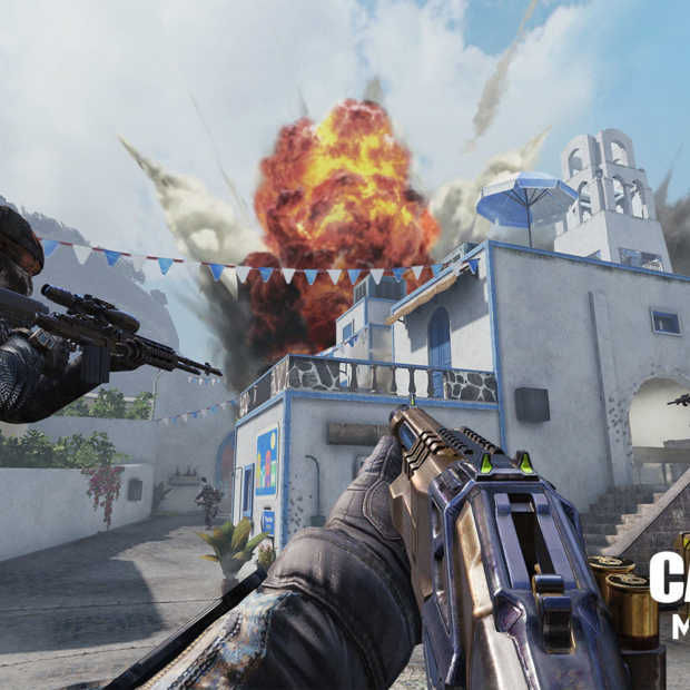 Call of Duty: Mobile brengt de shooter naar je broekzak