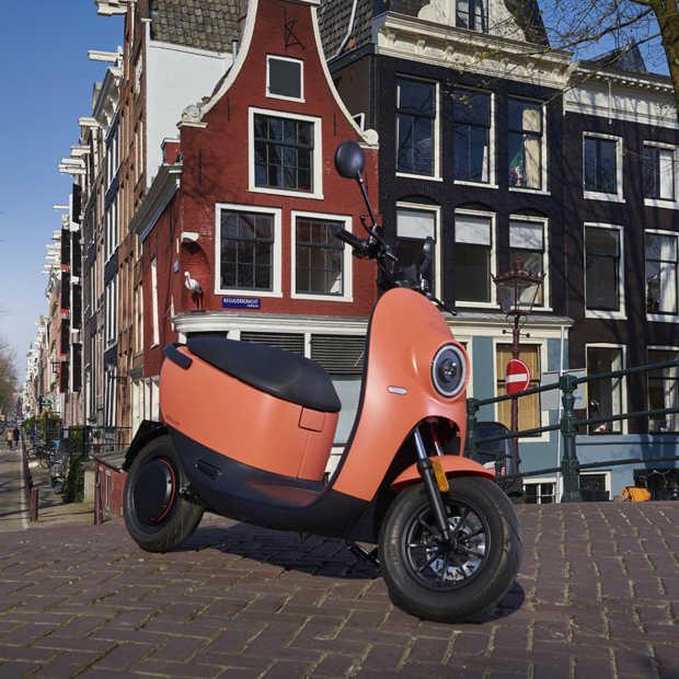 Duitse marktleider unu lanceert nu ook een slimme e-scooter in Nederland