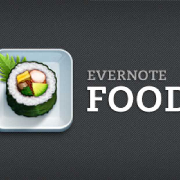 Update voor Android versie Evernote Food