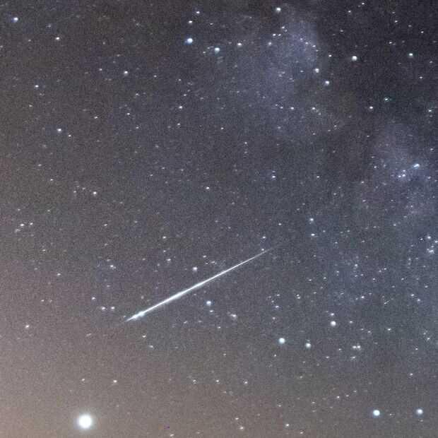Vallende sterren en satellieten moet je niet met elkaar verwisselen