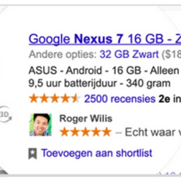 Vanaf vandaag kan Google je foto en naam tonen in advertenties