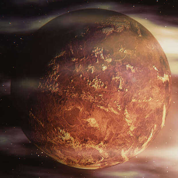 NASA plant ballonvaart op Venus