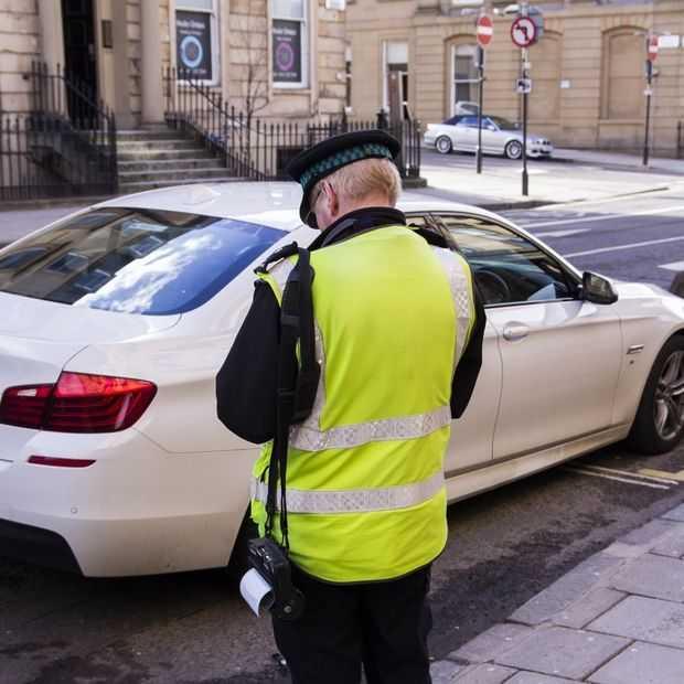 Goed idee? In België worden verkeersboetes ingehouden via werkgever