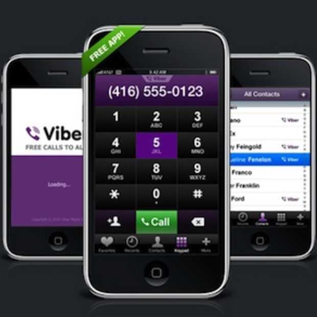 Viber verzoekt Vodafone om de app volledige netwerktoegang te geven