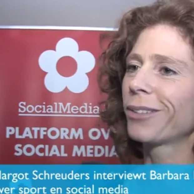 [Video] Wat doen topsporters met social media?