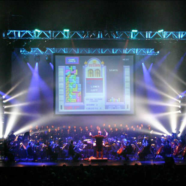 Video Games Live: game-muziek met symfonie en koor