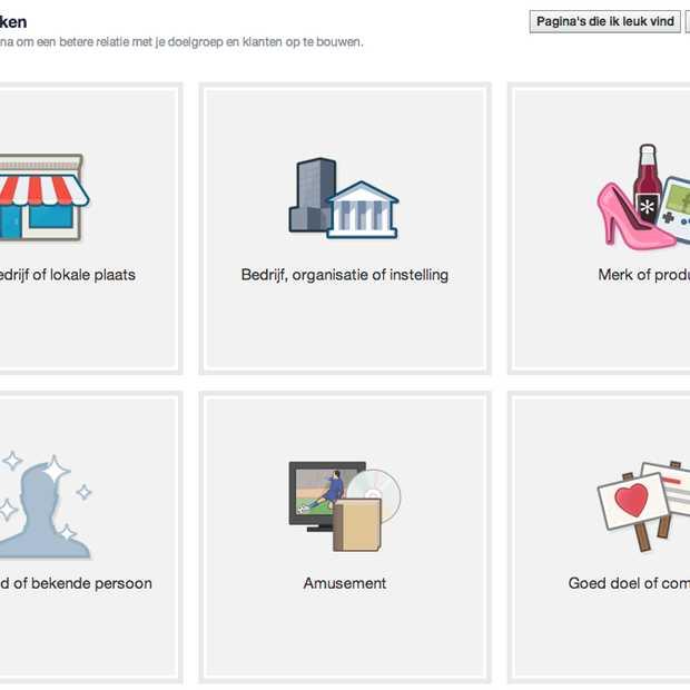 Vijf tips voor MKB om meer uit je Facebookpagina te halen