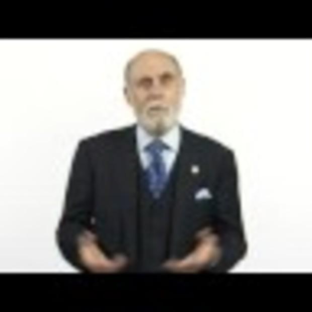 Lift - Vint Cerf, vader van het internet