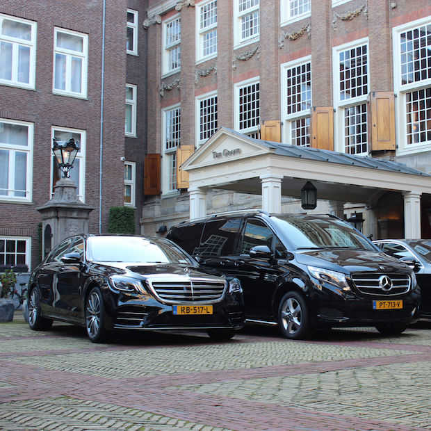 Hertz introduceert VIP Executive Cars