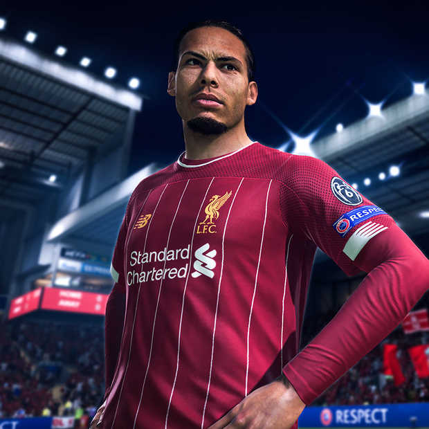 FIFA 20 Team of the Year met o.a. Virgil van Dijk & Frenkie de Jong