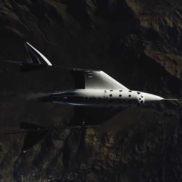 Virgin Galactic gaat dit jaar nog eerste commerciële ruimtevluchten uitvoeren