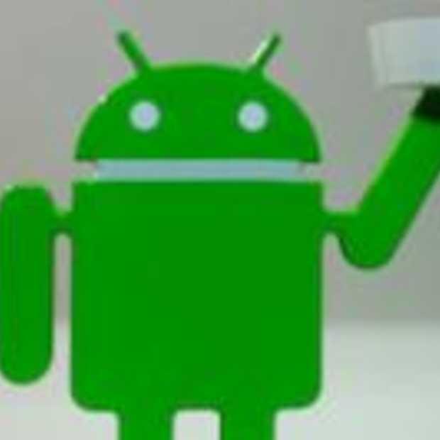 Visualisatie groei activaties Android devices okt'08 - jan'11 [Video]