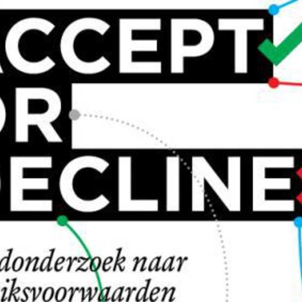 "Vliegende start voor Bright's crowdsource-project ""Accept Or Decline"""
