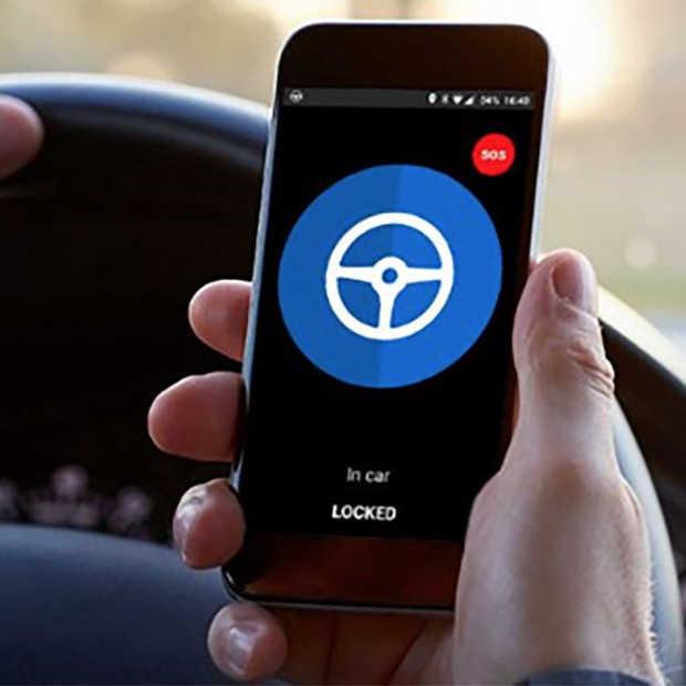 De SafeDrivePod komt nu ook beschikbaar via Vodafone