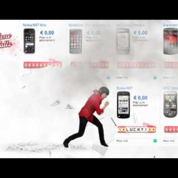 Vodafone Lucky Calls