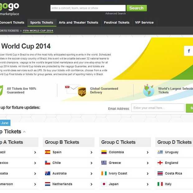 Voetbalfans starten massale zoektocht en ruilhandel WK-tickets
