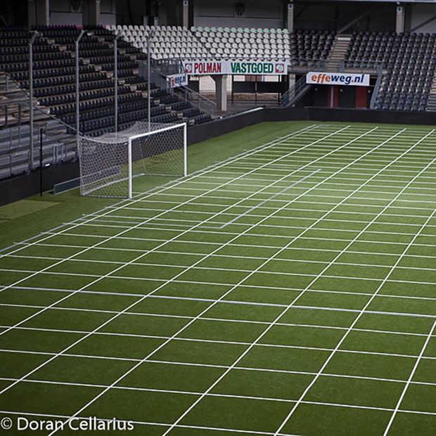 Flinke investering voor 'MRI-scan van voetbalwedstrijden'